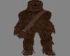 [la] Chewbacca outfit