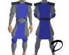 Ninja Outfit Mesh
