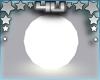 Glowing Orb Lamp Bulb