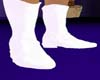 (MN1)boots white
