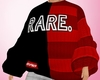 too rare.