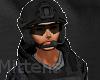 SWAT Black OPS Helmet