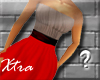 Lady In Red Maxi |Xtra