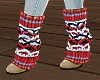 Holidays Boots n Socks F