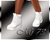 [M] Boot white