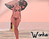 W°Misty Beach .Flamingo