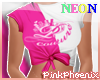 Neon P/W Logo Elena Tee