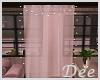 Summer Pink Curtains