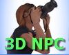 Iona4 3D NPC PRO girl