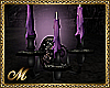:mo:SPOOKY WALL CANDLE 1