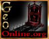 Geo Bloodrose Tombstone