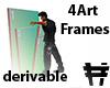 RC browsing art canvas