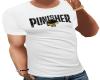 White Punisher Shirt