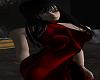 Vampire Mistress Gown