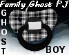 Baby Boy Ghost Pacifier