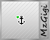 Be My Anchor - Badge