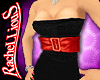 `Red Waist Belt