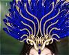 J! BlueG. Headdress
