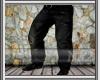 Black old pants