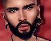 ♛.KY 01.Beard,Head