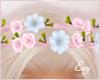 ♔Spring Crown Pastel