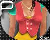 [P] Vest Outfit -SIREN