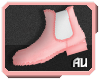 Pinkity Booties