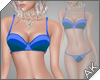 ~AK~ Retro Swim: Blue