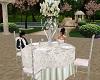 Spring Wedding Table