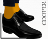 !A Shoes black/yellow