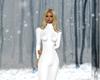 4u Winter Snowing Stream