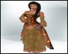Native Maiden Long Dress