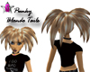 *G* PuNkY Blonde Tails
