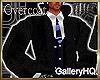 GHQ~Tycoon~Overcoat~BLK