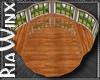Garden View Oval Room