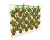 Potted Plants Rack