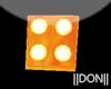◘ Orange Neon Lamps