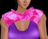 Pink Tie Dye Hoodie/SP