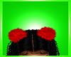Red  Hair Fur Ears