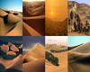 [D] Desert Dunes 8 BG