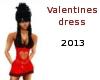 valentines dress 2013