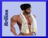[B]Neck Towel Best Man