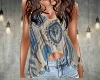!QT! Vintage Blues Boho