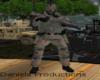 USMC Special Armor Pants