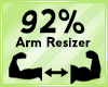 Arm Scaler 92%
