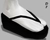 Black Jp Sandals