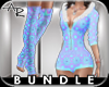 ! Holly Bundle Blue