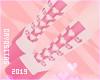 C! Platforms Pink Bones