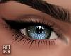 Eyes dark sky