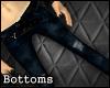 [TLZ]Belted blue jeans